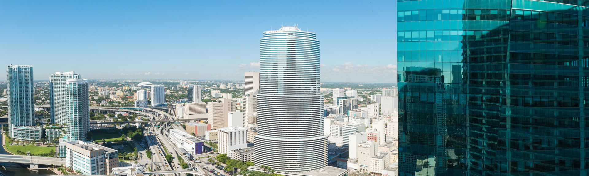 Brickell, Miami, Florida, USA