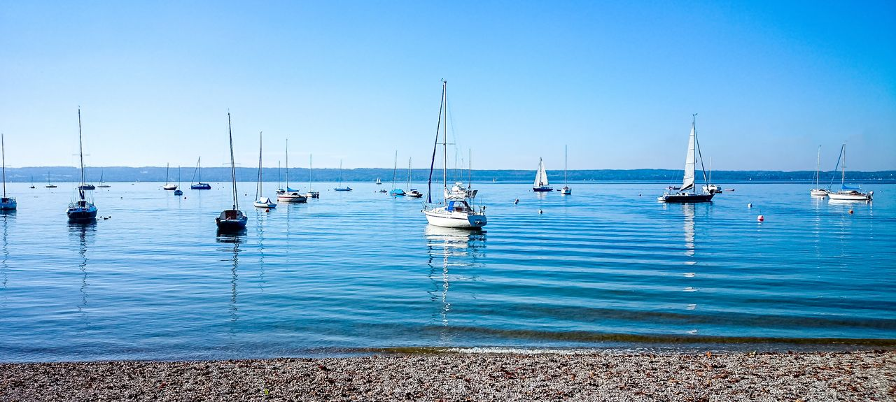 Ammersee, Ammersee, Germany