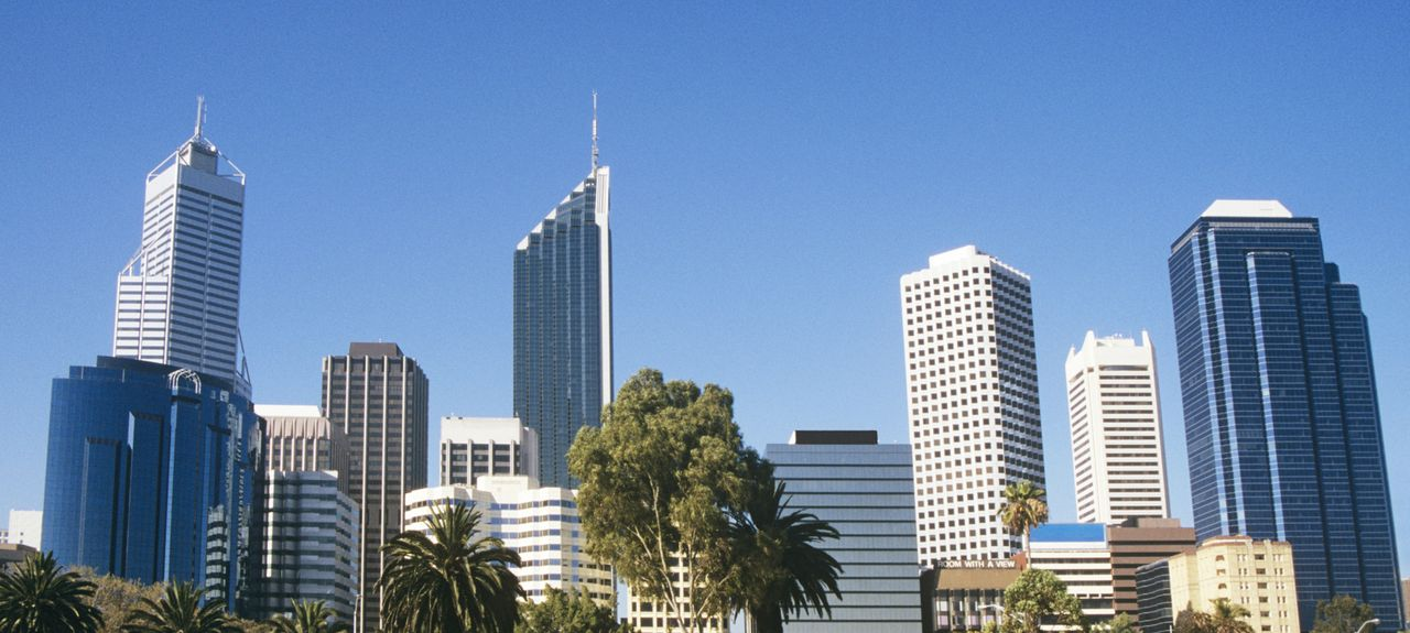 City of Perth, WA, Australia
