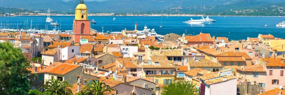 Saint-Tropez, Provence-Alpes-Côte d'Azur, França