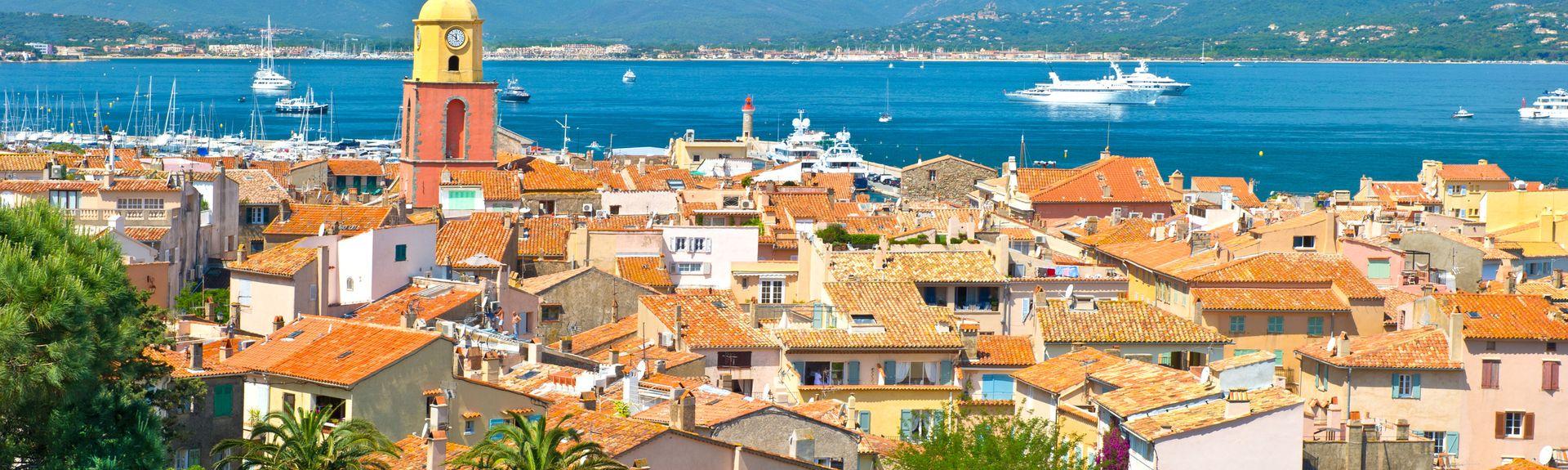 Saint-Tropez, Provence-Alpes-Côte d'Azur, Ranska