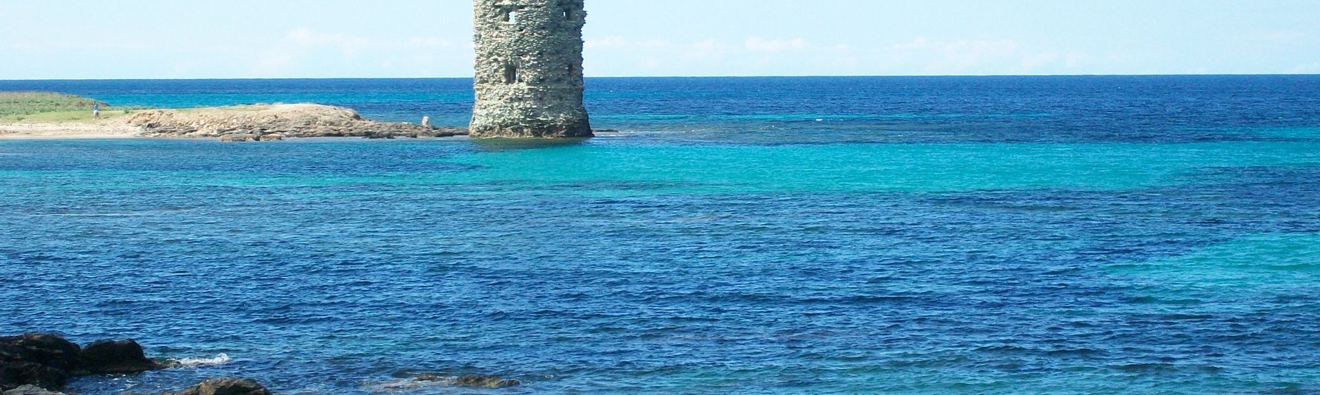 Volpajola, Haute-Corse, Frankreich
