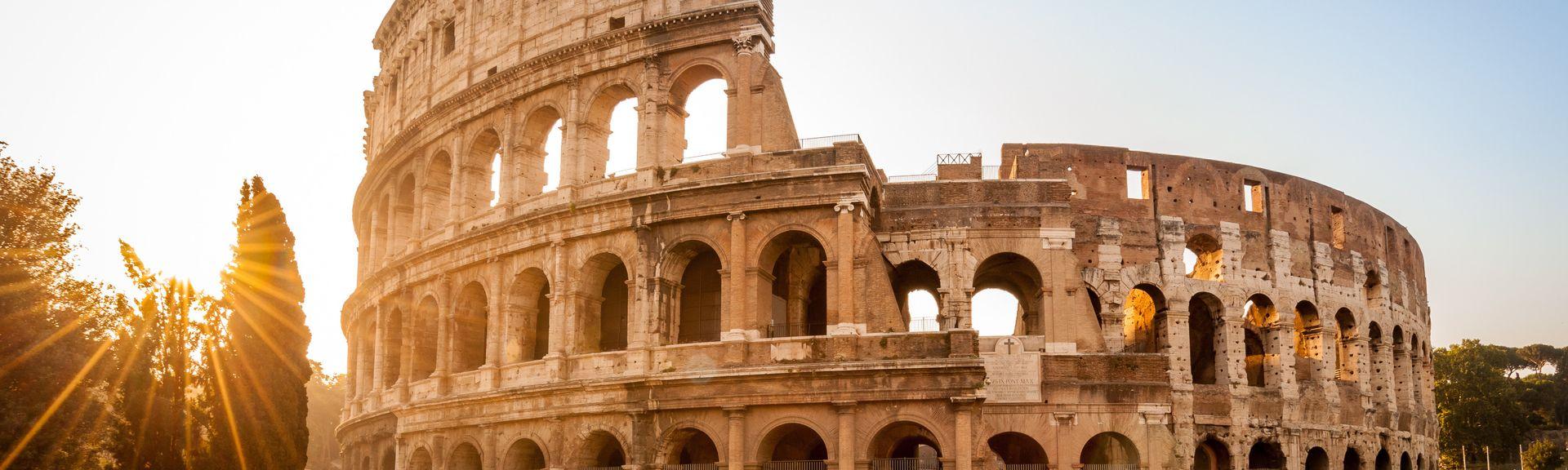 Rzym, Lacjum, Włochy