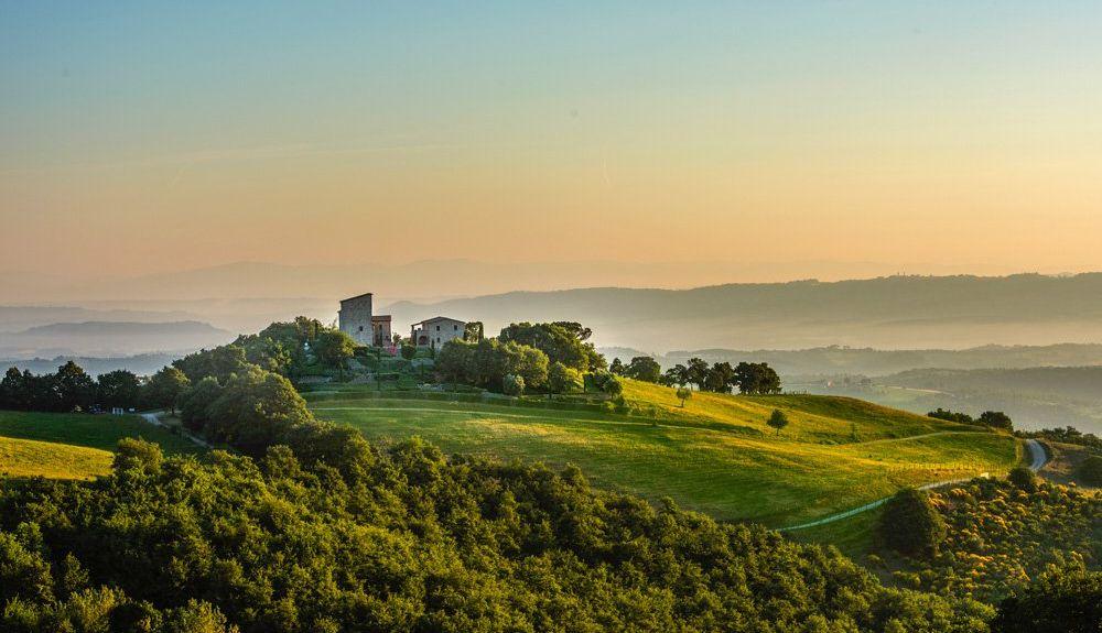 Fabro, Ombrie, Italie