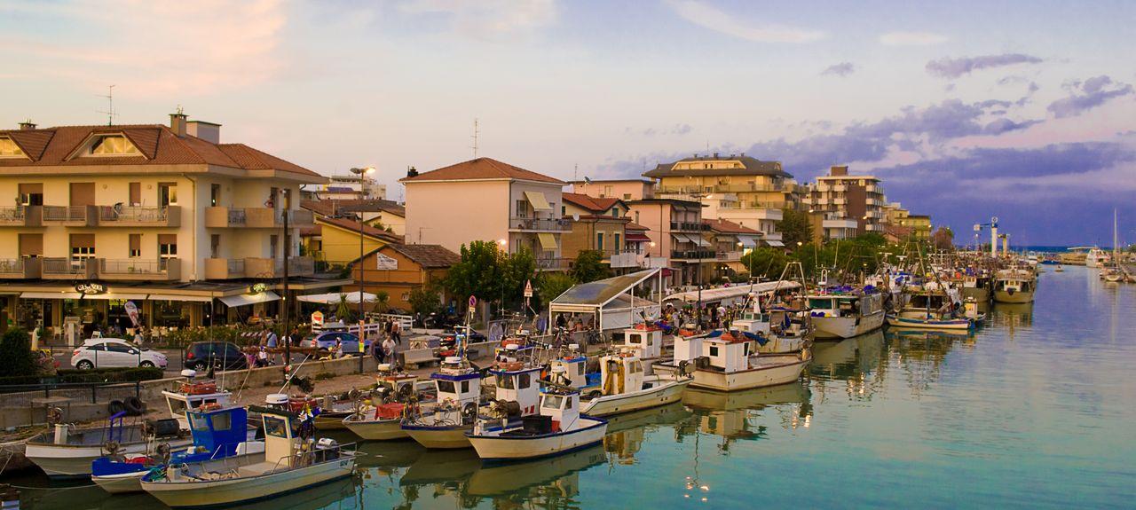 Rimini, Rimini, Emilia-Romagna, Italien