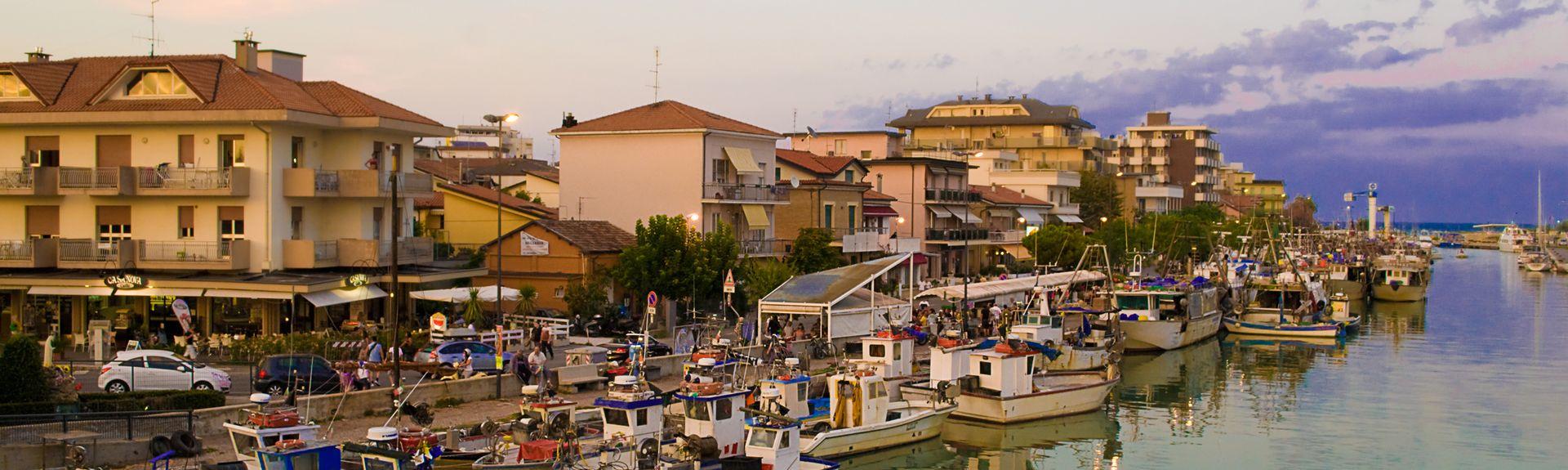 Rimini, Rimini, Emilia-Romania, Włochy
