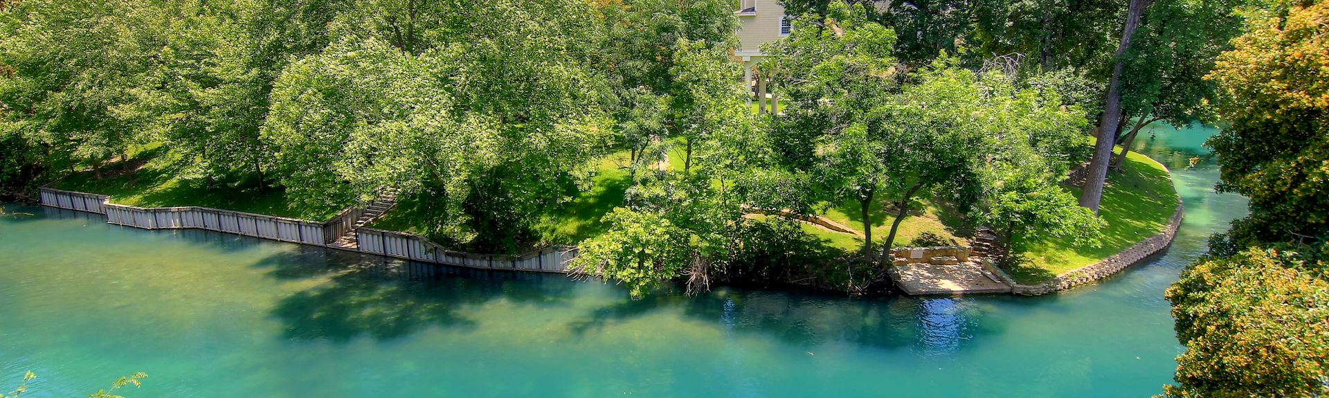Comal River, New Braunfels, Texas, United States