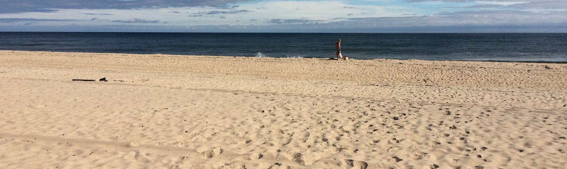 Amagansett Dunes, Amagansett, New York, Verenigde Staten