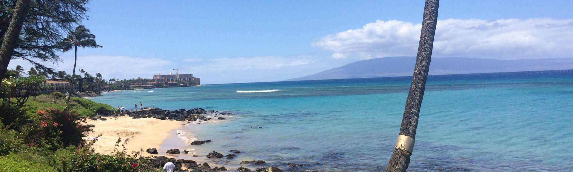Polynesian Shores, Napili-Honokowai, HI, USA
