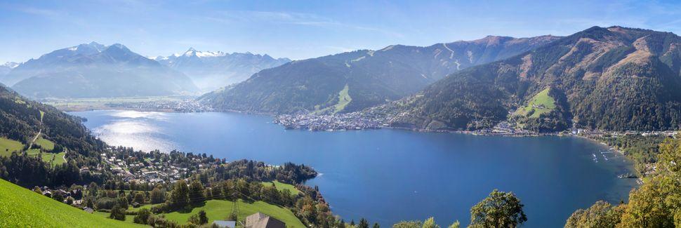 Zell am See, Zell am See, Salzburg, Österreich