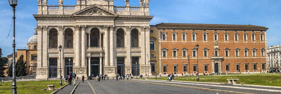 San Giovanni, Roma, Lazio, Italia