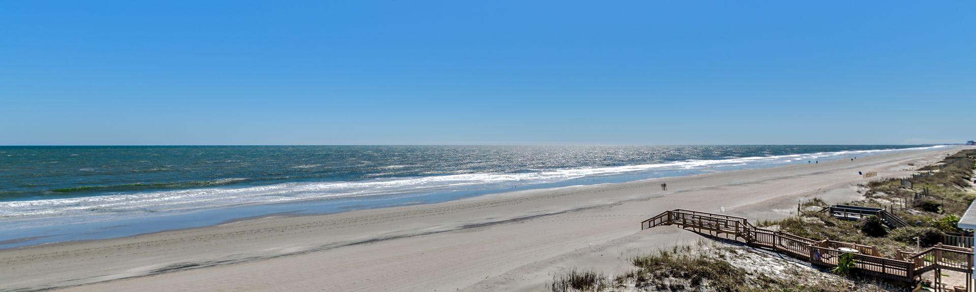 Long Bay Estates, Myrtle Beach, Caroline du Sud, États-Unis d'Amérique
