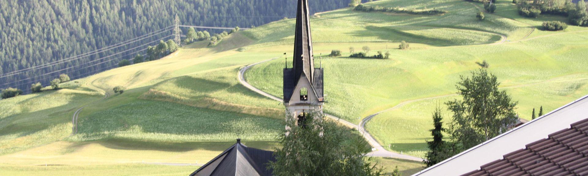 Alvaneu, Albula-Alvra, Canton des Grisons, Suisse