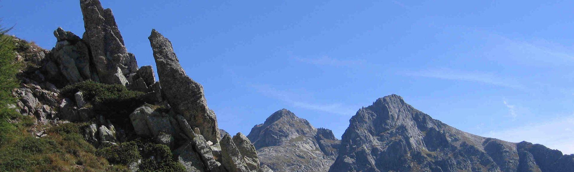 Valfloriana, Trentino-Alto Adige, Italy