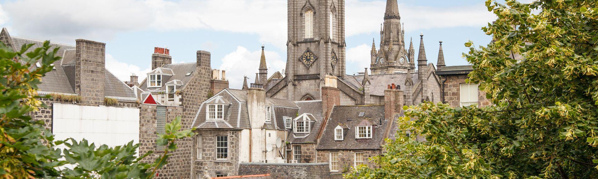 Aberdeen, Skotland, Storbritannien