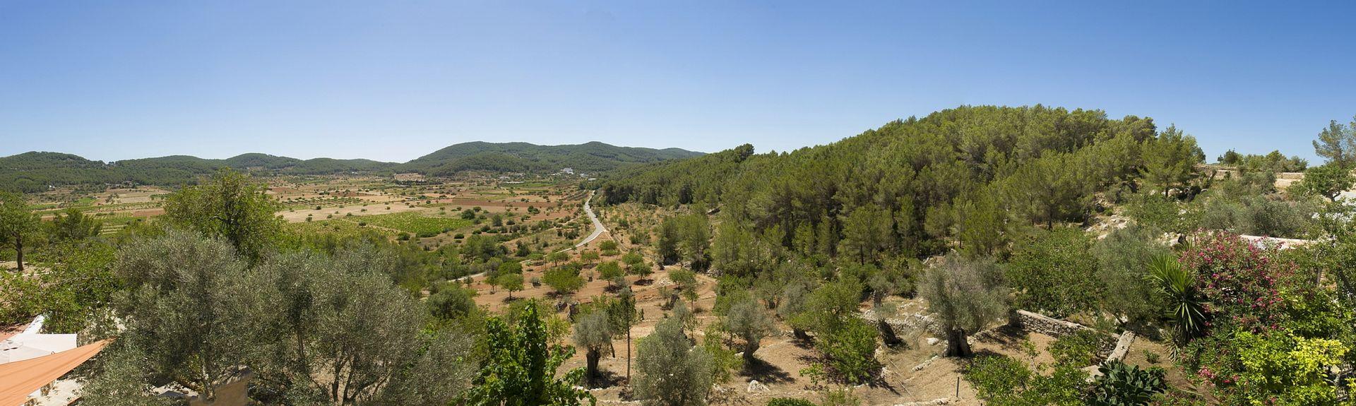 Escull de Sa Conillera, Ilhas Baleares, Espanha