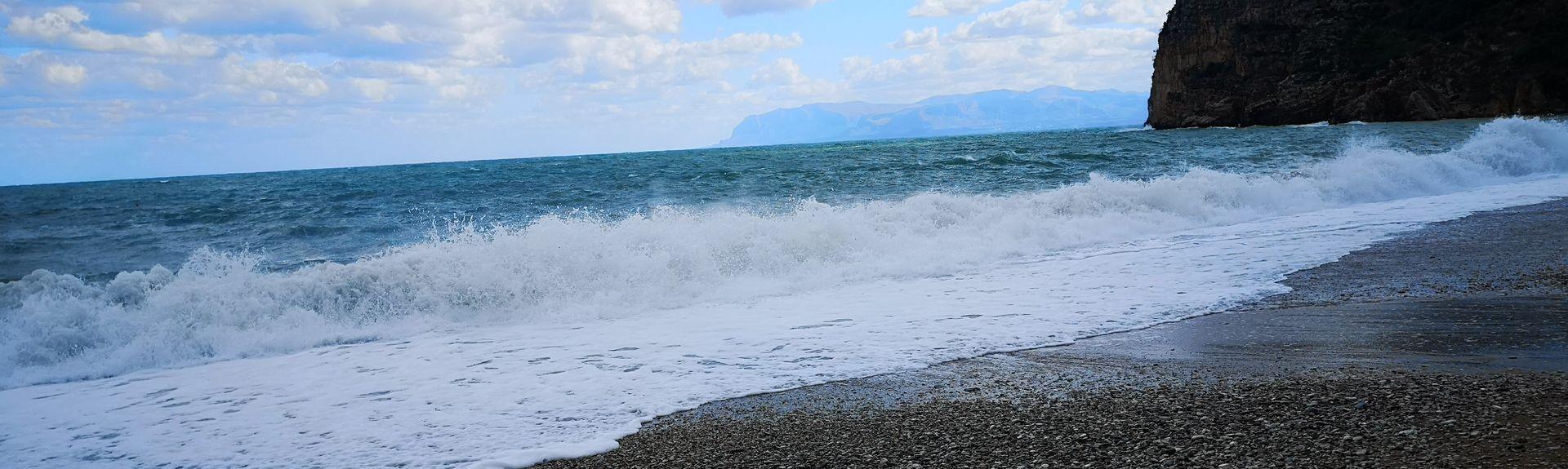 Partinico, Sizilien, Italien