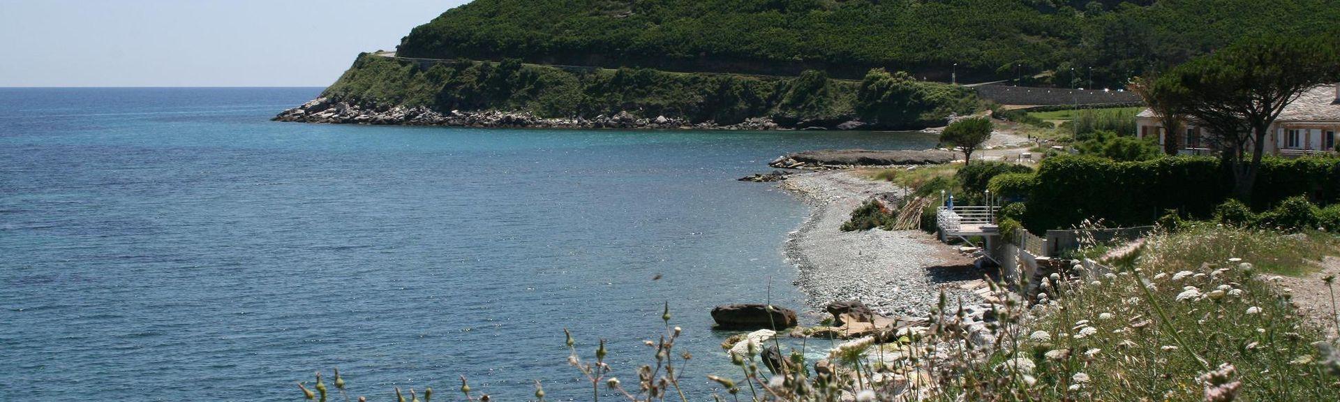 Cagnano, Haute-Corse, France