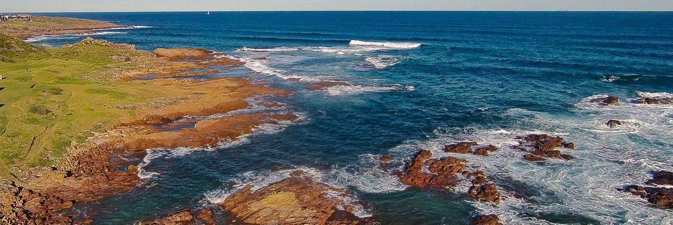 Nobbys Head Beach, Newcastle, New South Wales, Australia