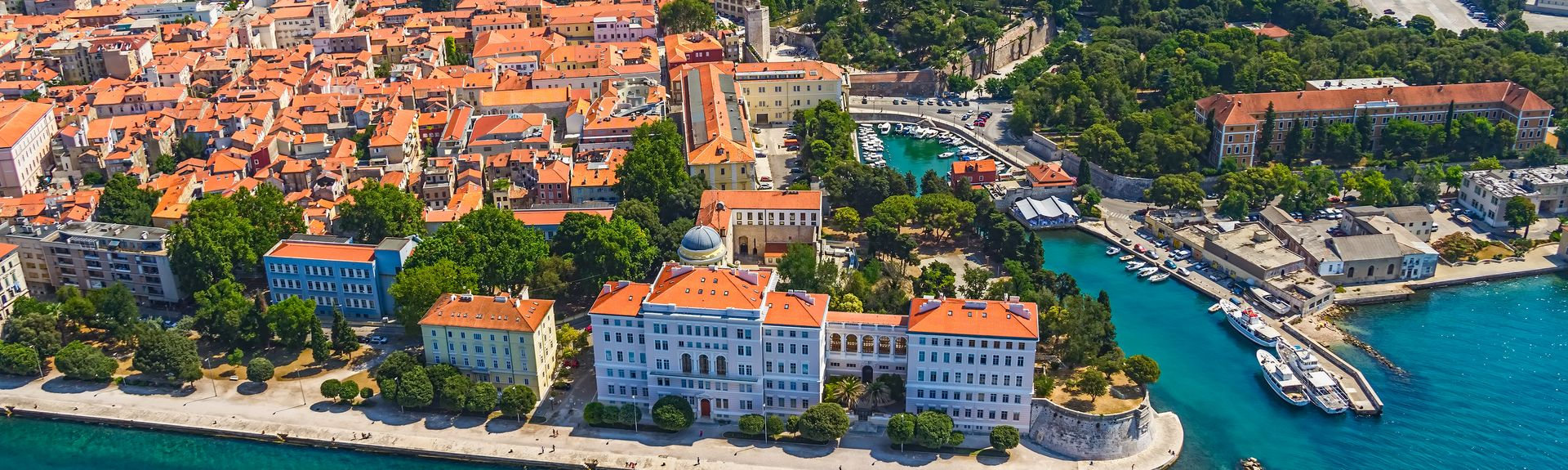 Zadar, Kroatia
