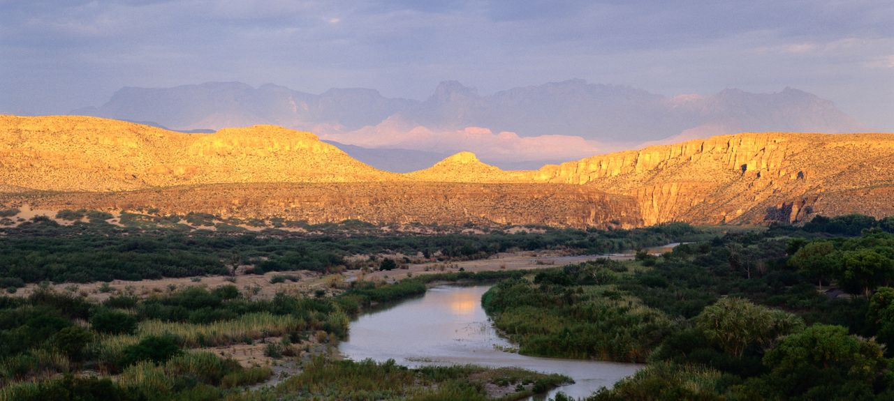 Big Bend National Park, TX, USA