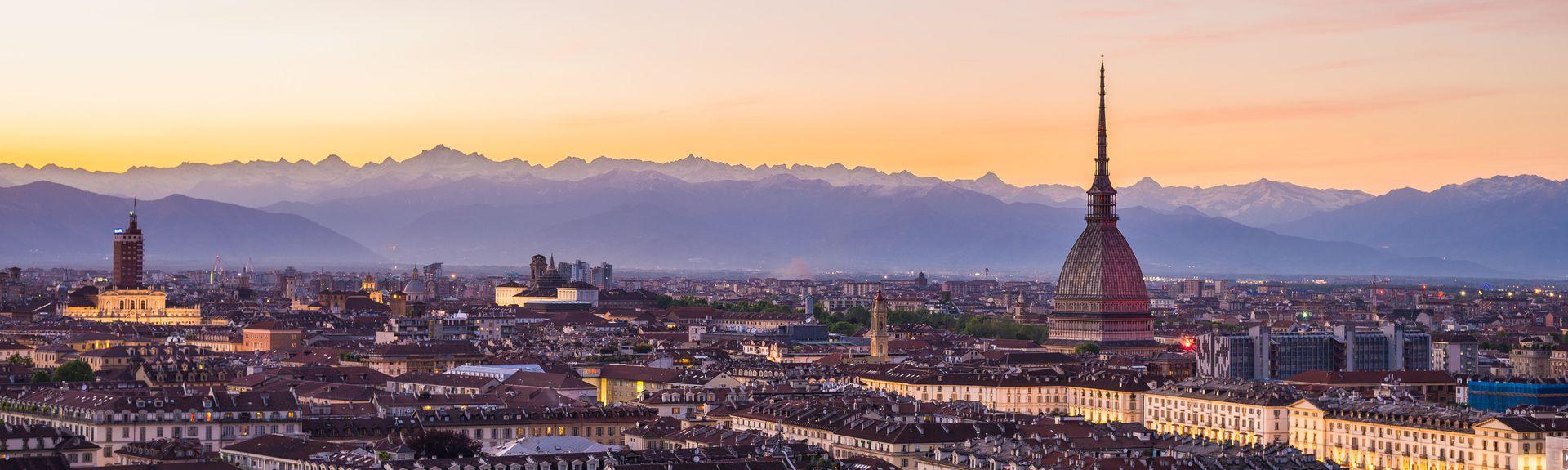 Turin, Piémont, Italie