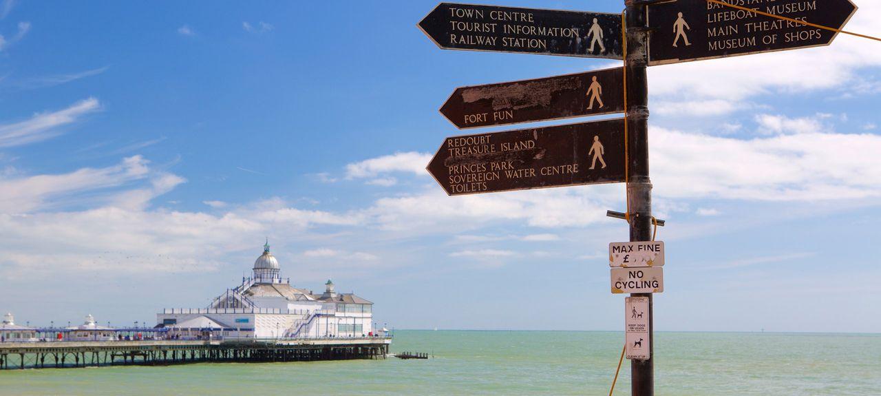 Eastbourne, East Sussex, UK