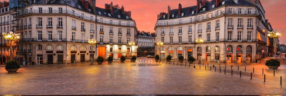 Nantes, Países del Loira, Francia