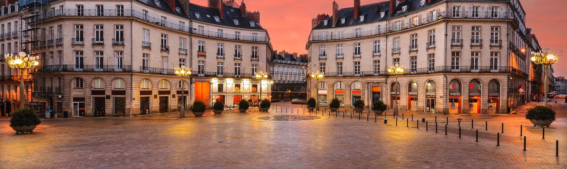 Nantes, Loire-Atlantique, Frankrijk