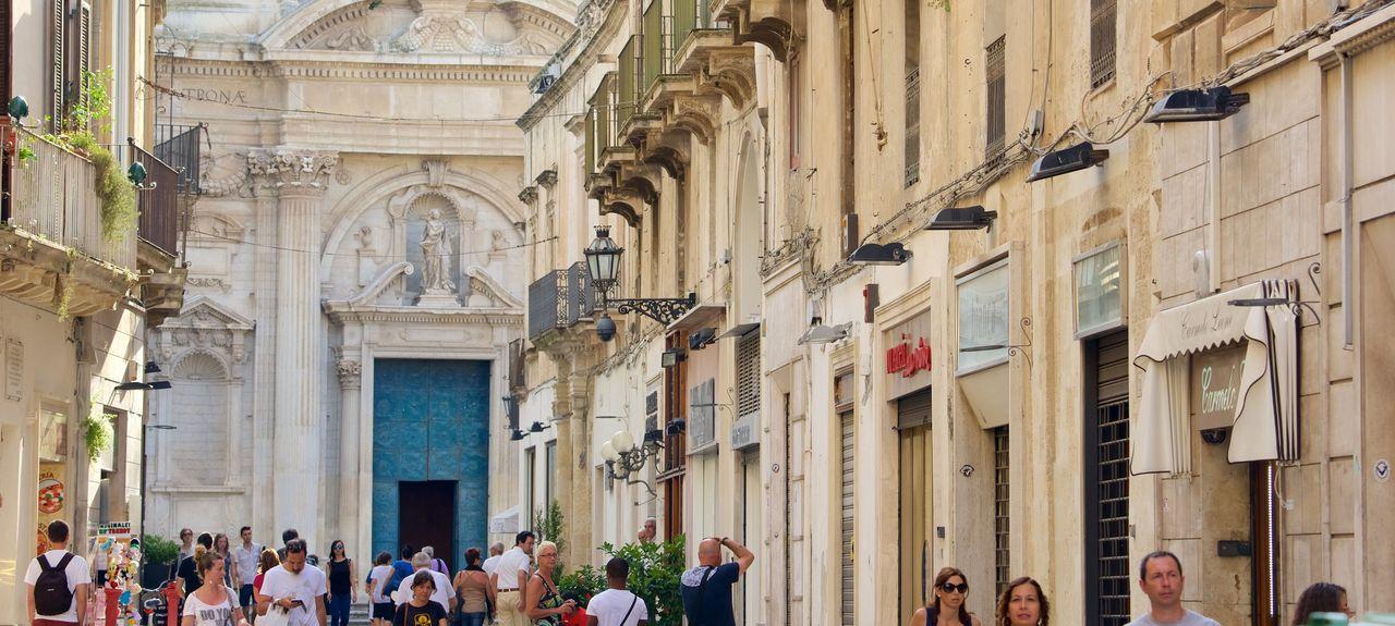 Lecce LE, Italy
