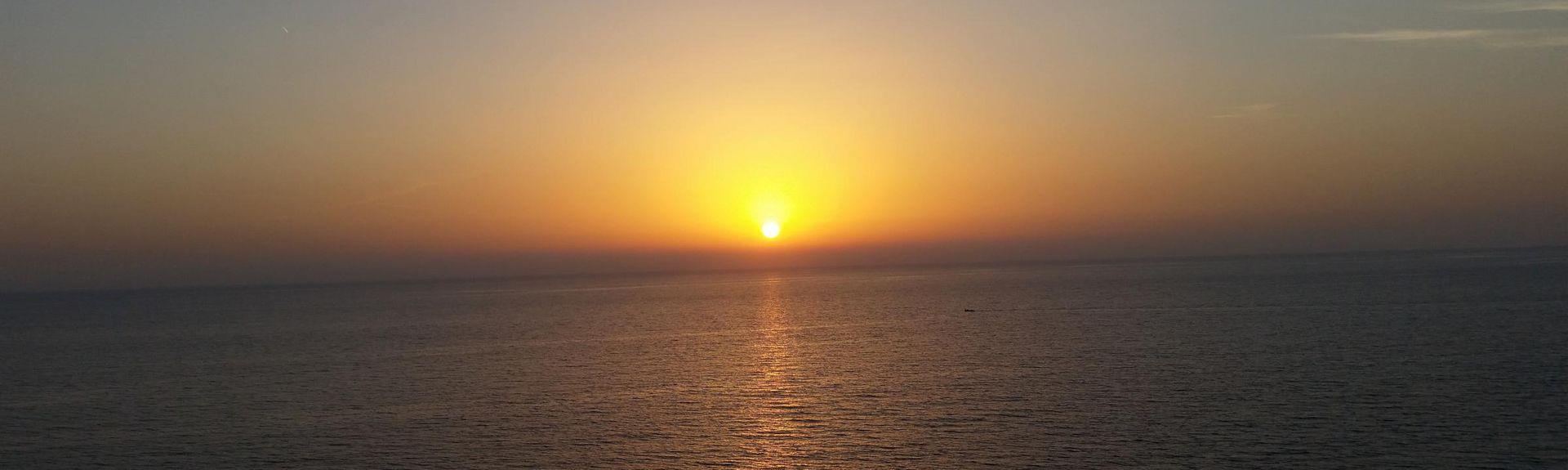 Glyfada, Corfu, Ionian Islands, Greece