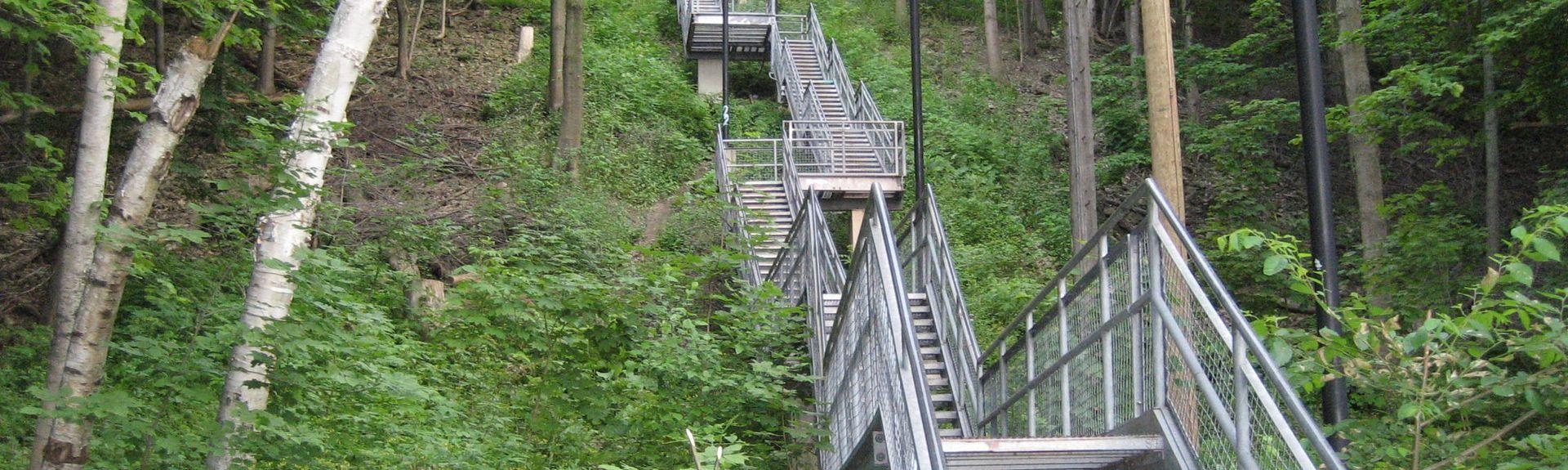Λέσχη Γκολφ & Εξοχική Λέσχη Southern Pines, Χάμιλτον, Οντάριο, Καναδάς