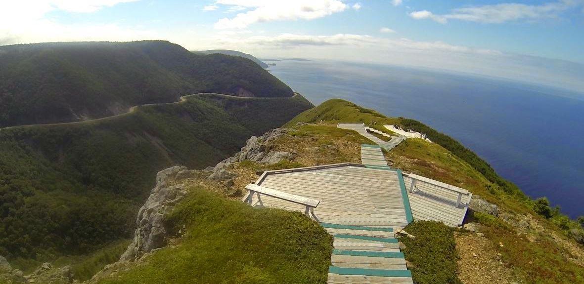 Isla del Cabo Bretón, Nueva Escocia, Canadá