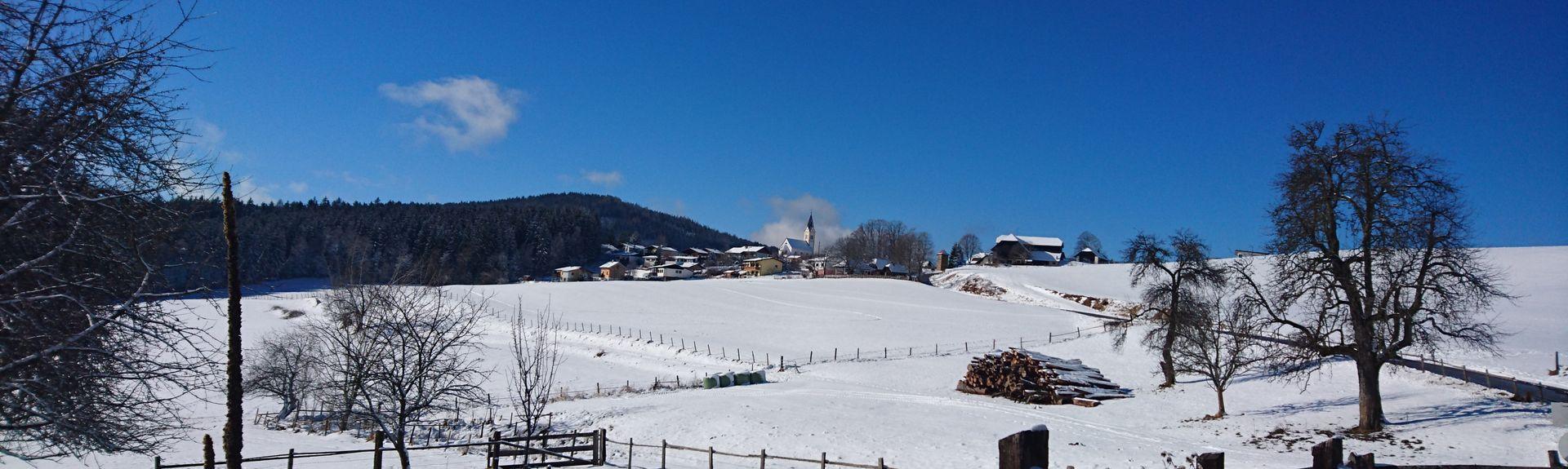 Magdalensberg, Kärnten, Österrike