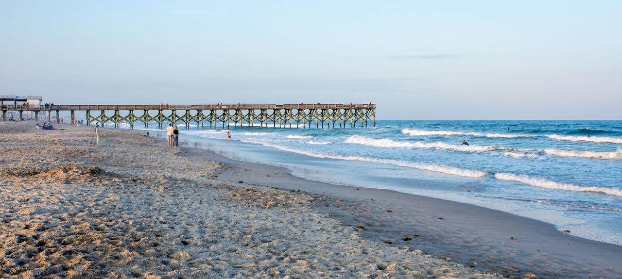 Wrightsville Beach, NC, USA