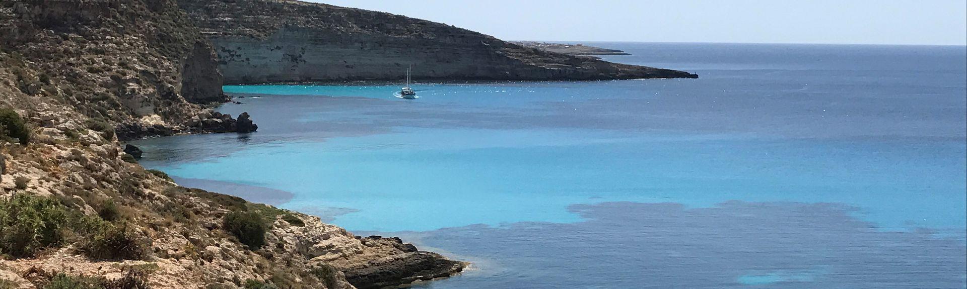 Lampedusa e Linosa, Sicília, Itália