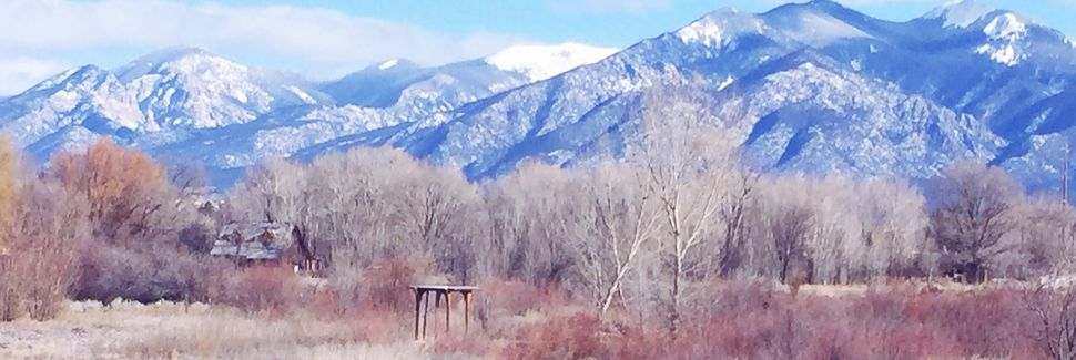 Williams Lake, Taos Ski Valley, NM, USA