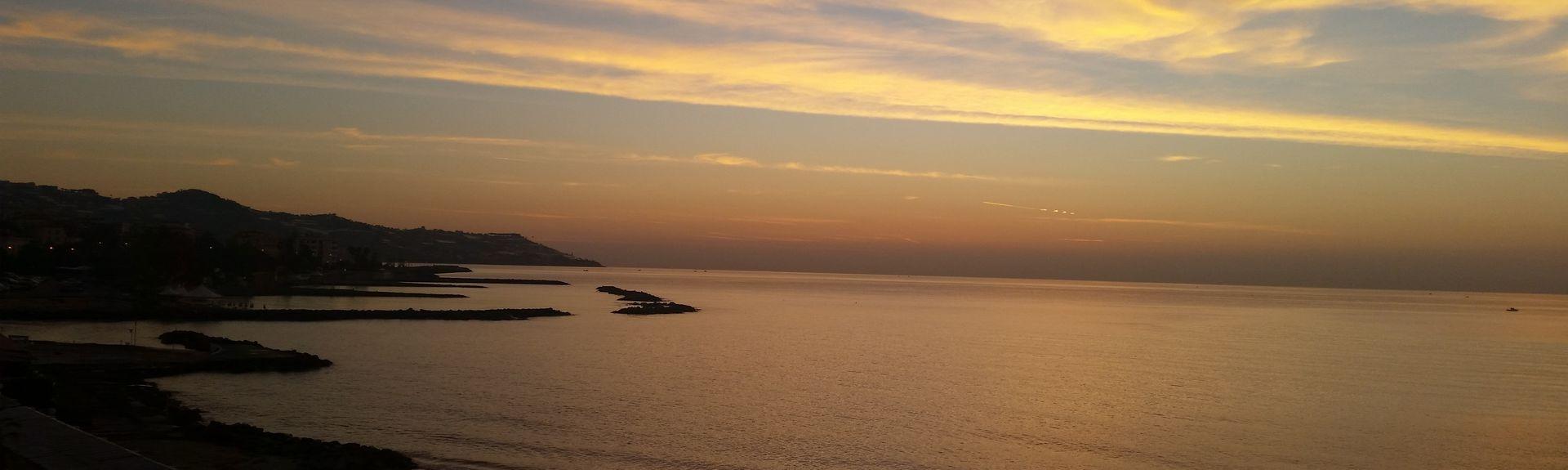 Bajardo, Liguria, Italy