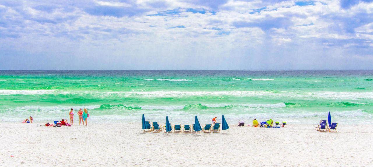 Beachwood Villas, Seagrove Beach, FL, USA
