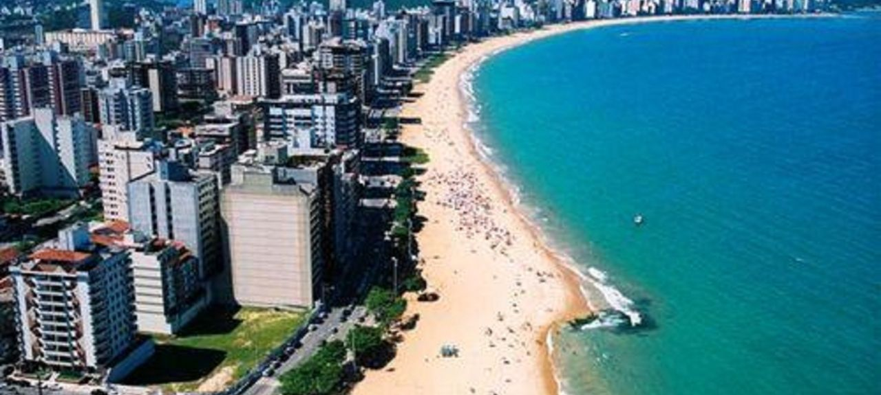Praia da Costa, Vila Velha, Espírito Santo, Brasil