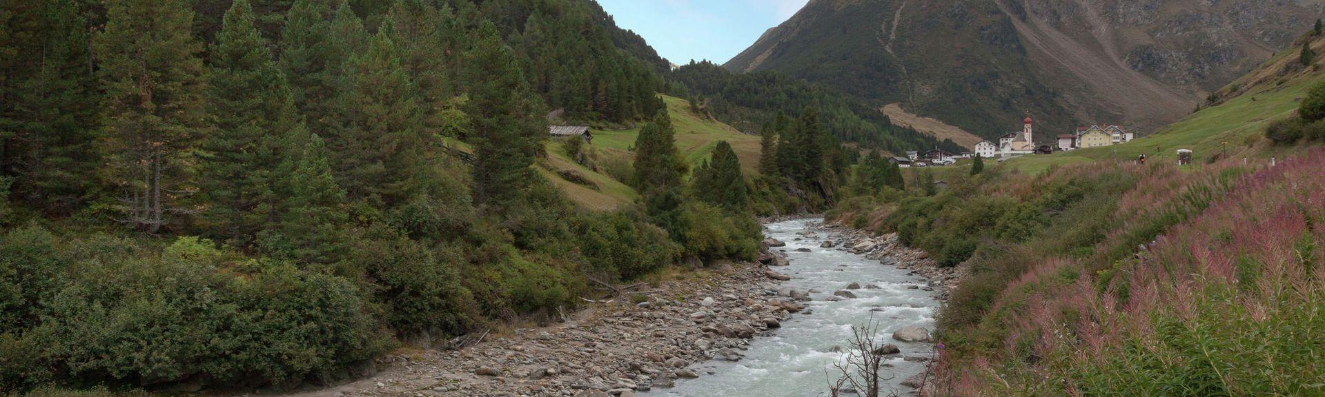Vent, Tirolo, Austria
