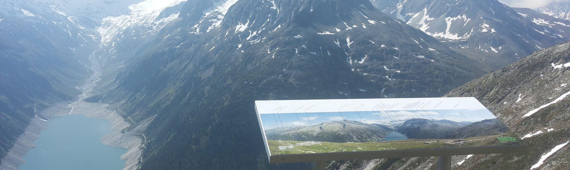 Zell am Ziller, Tyrol, Autriche
