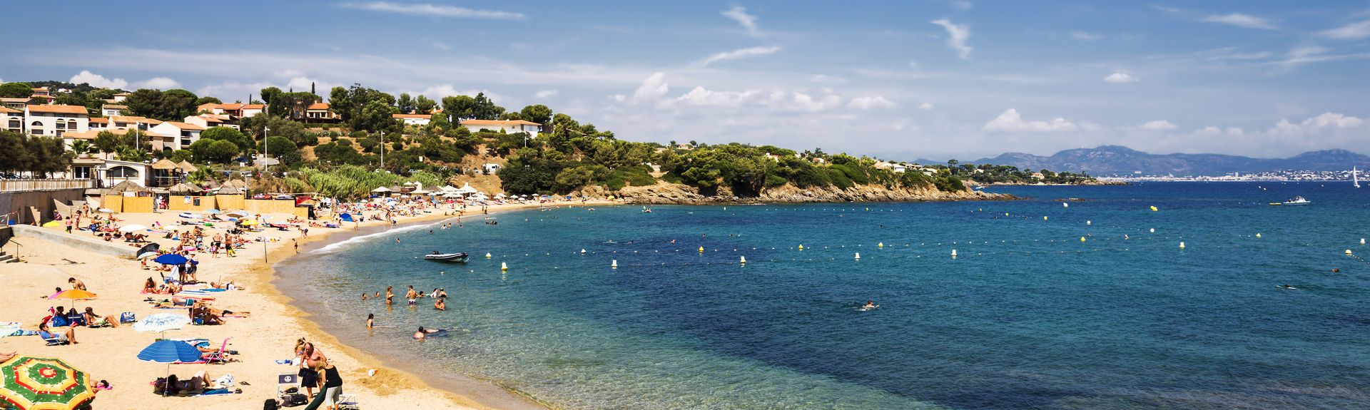 Saint-Aygulf, Fréjus, Provence-Alpes-Côte d'Azur, Frankreich