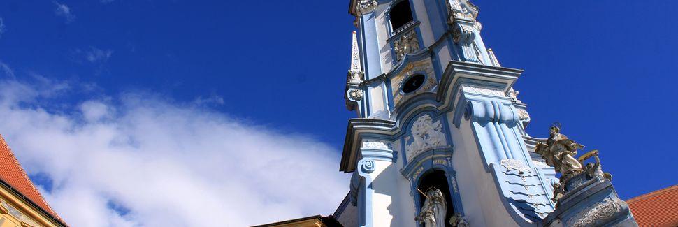 Melk, Niederösterreich, Österreich