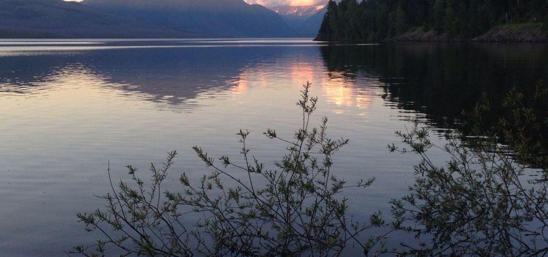 Flathead Lake State Park, Bigfork, MT, USA