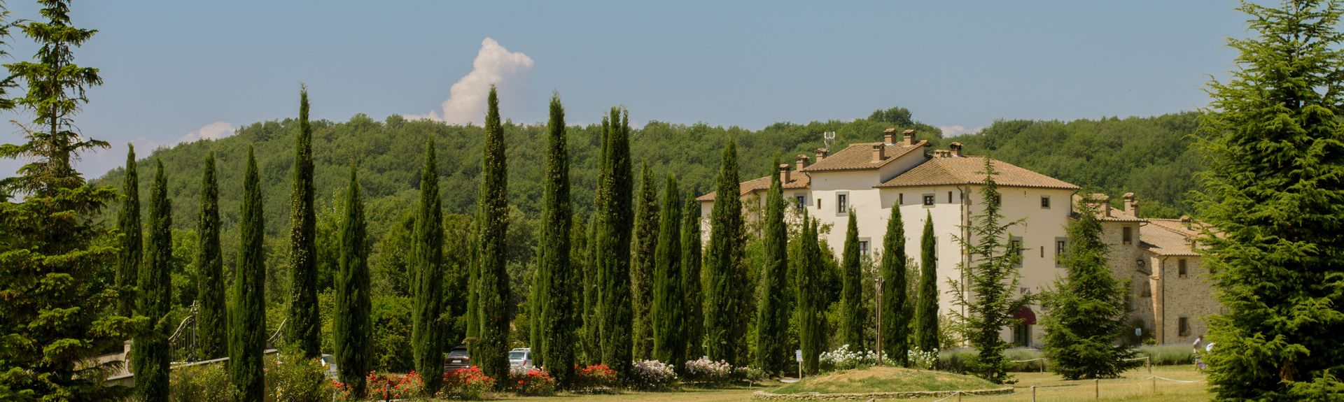 Kommunalt kunstgalleri, Castiglion Fiorentino, Toscana, Italia