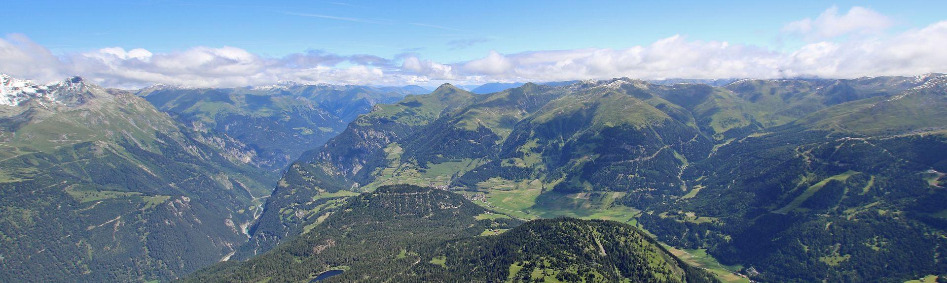 Fließ, Tirol, Oostenrijk