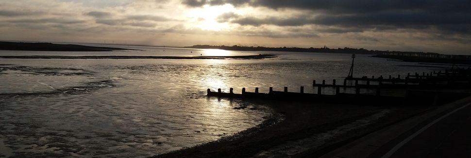 Mersea Island, Essex, UK