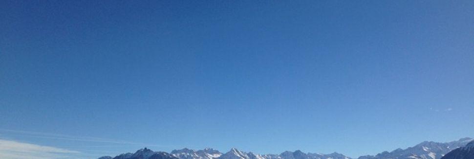 Portes du Soleil, Valais, Schweiz
