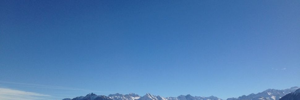 Bagnes, Valais, Schweiz